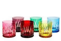 Roberto Cavalli Crystal glasses