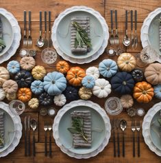 Warm Tones - Modern Thanksgiving Decor You'll Actually Want To Display - Photos
