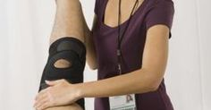 """An exercise program will help you recover faster after your anterior cruciate ligament, or ACL, is repaired. In fact, prolonged immobilization would be detrimental to this ligament, say Gregory S. Kolt and Lynn Snyder-Mackler in """"Physical Therapies in Sport and Exercise."""" Your ACL is one of four primary stabilizing ligaments in your knee, and its..."""
