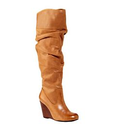 Jessica Simpson Pasha Wedge Boots!!!!     The Boot shopping has begin (: