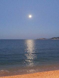 Luna llena en Javea