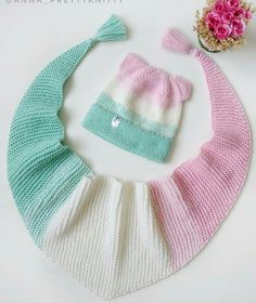 Crochet For Kids, Crochet Baby, Baby Shark, Baby Knitting Patterns, Diy And Crafts, Plants, Fashion, Knitting Needles, Caps Hats