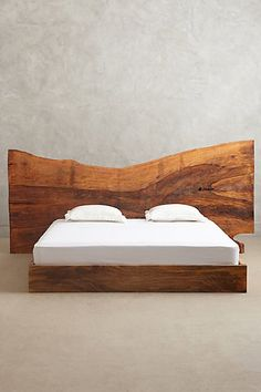 Teakwood Bed
