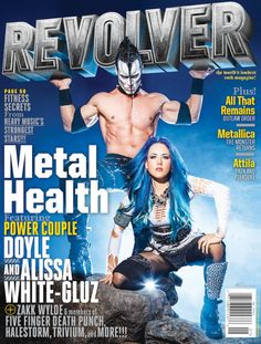 Metal News: Alissa White-Gluz Comments On Staying Healthy While Living The Touring Lifestyle