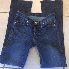 "Rock & Republic jeans Dark blue jeans ""Kasandra"" in excellent shape bought from Nordstroms Rock & Republic Jeans Boot Cut"