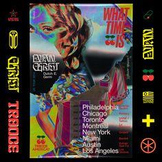 Evian Christ US Tour 2014