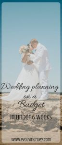 How to plan a weddin