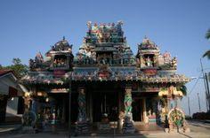 Hindu Temple Penang Hill