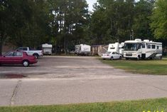 Information, maps, pricing, photos, videos, and reviews on Elizabeth City Lodging, Coast Guard, NC. | Retirees are good to eat at the Chow Hall!  This is a beautiful, small park with a river view and a nice, sandy beach within walking distance. Rhonda, the manager, was very friendly and helpful. The sites are concrete, back-in only but the back-in angle makes it pretty easy--even for a big rig. The hook ups were very good and there is a small PX and gym within walking distance. The park is…