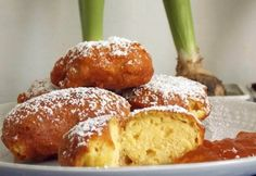 Hungarian Cake, Hungarian Recipes, Sweet Desserts, Donuts, Cookie Recipes, Muffin, Food And Drink, Sweets, Bread