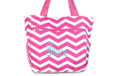 Chevron Tote/Shopping Bag 39% off at Groopdealz