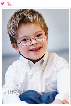 Down Syndrome ~ Charming Child...