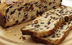 Barmbrack ~ Irish Fruit Bread