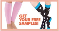 Free Sample Of Compression Stockings