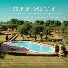 Taking your team off site? Time to dole out incentives? #PushkarResorts is the ideal destination. Cottages, conference rooms, games, food and drinks! Call +919587016282 for our special offers. #MICEdestination #BusinessEvents #offsite #events #MICE #travel #award #convention #exhibition