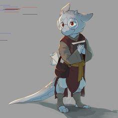 Kobold Dungeons And Dragons Fantasy Character Design, Character Drawing, Character Design Inspiration, Character Concept, Dungeons And Dragons Characters, Dnd Characters, Fantasy Characters, Hundertwasser Art, Dnd Dragonborn