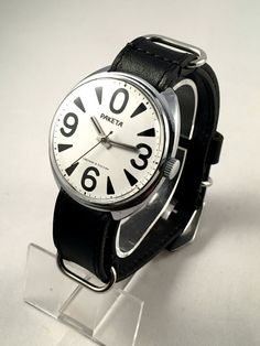 RARE Vintage men's watch Raketa ZERO by SovietEmpire on Etsy