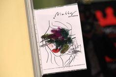 """Boceto """"Melodías de Seducción"""", en la 38º edición del BAAM #buenosaires #maquillaje"""