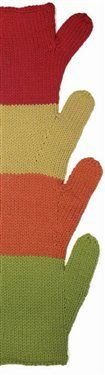 Knitting Thumb Gussets - Media - Knitting Daily ~ did you know there are at least four different types?