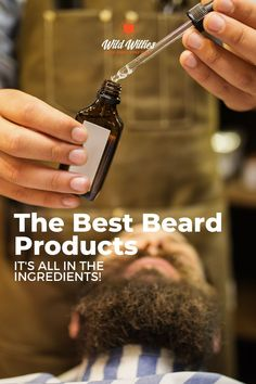 When it comes to ultimate product ingredients, it would be a disservice not to mentionGold Jojoba oil - the holy grail of beard oils! Read on to learn other essential oils for the best beard oil according to #wildwillies Hydrate Hair, Moisturize Hair, Cedarwood Essential Oil, Essential Oils, Best Beard Care Products, Best Beard Oil, Beard Butter, Natural Beard Oil, Beard Game