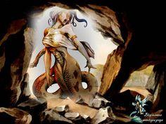 Segundo a mitologia grega, Lâmia era uma bela rainha da Líbia e amante de Zeus com quem teve vários filhos. Quando Hera - a esposa de Zeus - descobriu o envolvimento de Lâmia com seu marido, transformou-a em um ser monstruoso, metade serpente - metade mulher, condenando-a a jamais cerrar os olhos ou dormir.
