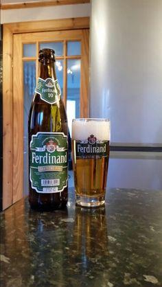 Ferdinand Light Lager 4% ABV