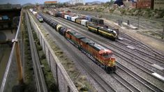 Pictures of Model Trains and Layouts, come and visit http://www.modelleisenbahn-figuren.com for model trains scenery