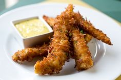 A Cozy Appetizer: Coconut Crunch Chicken Strips, And Letting Love Be The Inspiring Guide post image