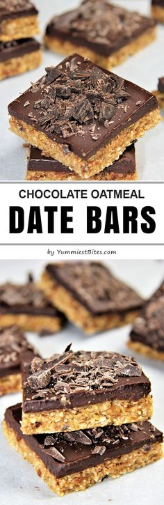 Healthy and tasty oatmeal bars could be made quickly as a dessert or a snack. A great source of vitamins and fiber and most of all boosts your energy seriously.…