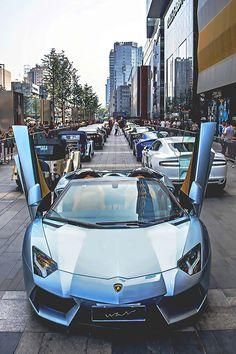 Lamborghini Aventador my