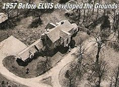 Graceland before Elvis purchased the property.