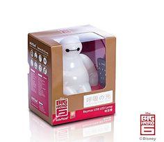 Big Hero 6 Baymax USB LED Lamp DIsney http://www.amazon.com/dp/B00QQH66UE/ref=cm_sw_r_pi_dp_yJ7Kub0WFV8DM