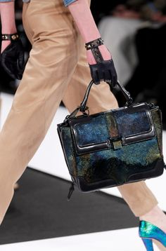 Holographic bags + shoes #RMFALL