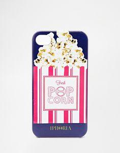 Iphoria Pop the Corn iPhone 4/ 4S Case