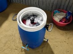 Pedal-powered Washer Could Make a Big Difference in Developing Nations