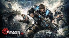 Gears of War 4 é um dos games mais famosos do Xbox One na lista dos Xbox Play Anywhere (Foto: Reprodução/YouTube) (Foto: Gears of War 4 é um dos games mais famosos do Xbox One na lista dos Xbox Play Anywhere (Foto: Reprodução/YouTube))