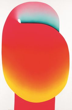 Sadamasa Motonaga, Piron Piron, acrylic on canvas Art Informel, Abstract Painters, Arte Popular, Japanese Artists, Art Plastique, Graphic Design Inspiration, Oeuvre D'art, Design Art, Graphic Art