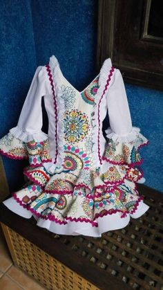 . Flamenco Skirt, Skirts For Kids, African Fashion Dresses, Princess Party, Boho Fashion, Diy And Crafts, Girls Dresses, Gowns, Costumes