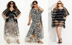 Perfect for pool side lounging - Plus Size Online Shopping Tips-  Avenue