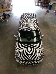Zebra Kia Soule Vehicle Wrap  from: media-cache-ak1.pinimg.com/