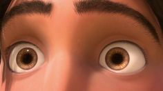 Tangled eyes