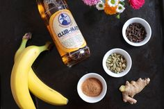 Yerba Mate Chai Smoothie! Mix your favorite  tea from argentina with your favorite indian tea! So delicious!
