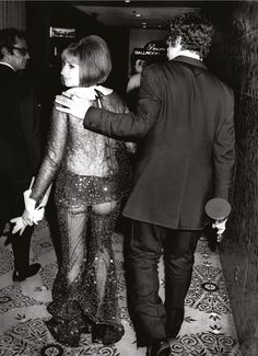 The Photography of Julian Wasser - Barbara Streisand 1968