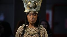 Image copyright                  Reuters             Image caption                                      The Lady of Cao could have been a priestess or a political ruler                               Scientists in Peru have managed to reconstruct the face of a powerful ancient... - #Ancient, #Face, #Female, #Leader, #Peru, #Reconstructs, #World_News