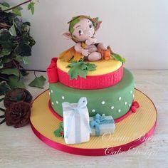 The little elf - Cake by Orietta Basso