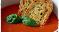 Krem supa od paradajza