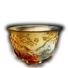The Four Gentlemen, Crystal Bowl - The Plum Gentleman