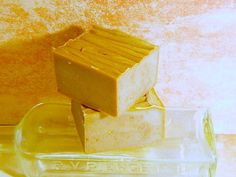 The Duchess  / soap made from raw ingredients / old fashioned organic bathing soap
