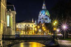 Hannover in der Nacht | by trombone65 (PhotoArt Laatzen)