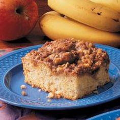 Apple Coffee Cake Recipe on Yummly